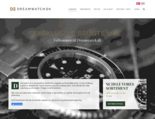 dreamwatch.dk screenshot