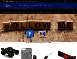 dreamworksrc.com screenshot