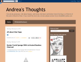 dreasblog8685.blogspot.com screenshot