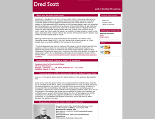dredscott.agilityhoster.com screenshot