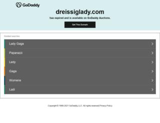 dreissiglady.com screenshot