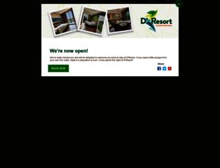 dresort.com.sg screenshot