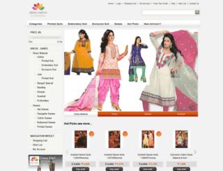 dress-mart.in screenshot