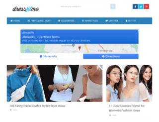dressfitme.com screenshot