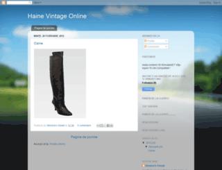 dressing-online.blogspot.com screenshot