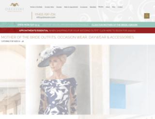 dressini.com screenshot