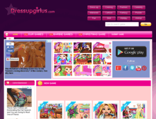 dressupgirlus.com screenshot