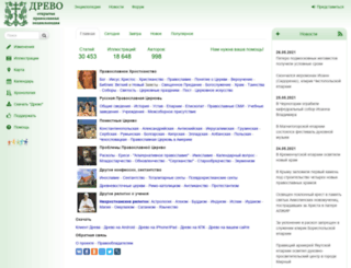 drevo.pravbeseda.ru screenshot
