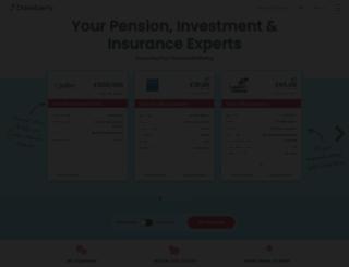 drewberryinsurance.co.uk screenshot