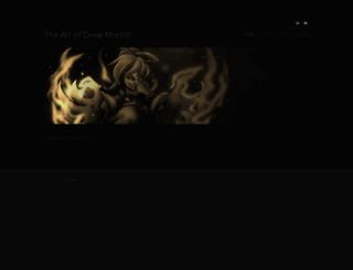 drewbydrew.com screenshot