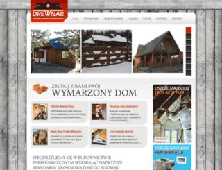 drewnar.pl screenshot