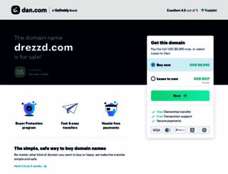 drezzd.com screenshot