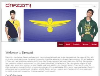 drezzmi.com screenshot