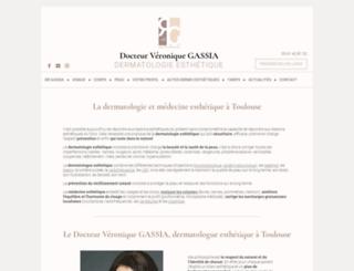 drgassia.fr screenshot