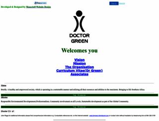 drgreen.htmlplanet.com screenshot