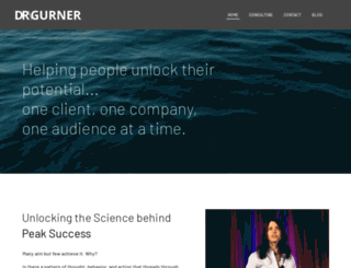 drgurner.com screenshot