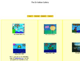 drhalkan.com screenshot