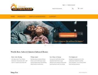 drheaterusa.com screenshot