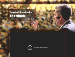drhedi.org screenshot