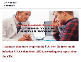 drherbalnaturals.com screenshot