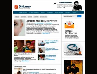 drhomeo.com screenshot