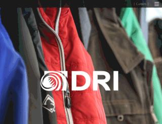 dridesign.com screenshot