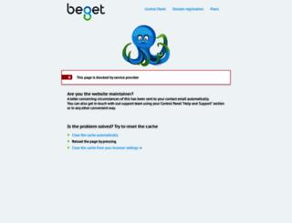 dried-up.ru screenshot