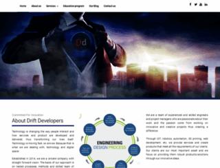 driftdevelopers.com screenshot