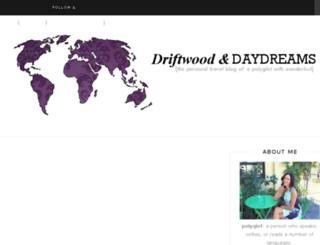driftwoodanddaydreams.com screenshot