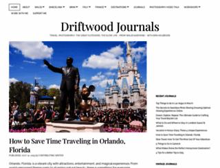 driftwoodjournals.com screenshot