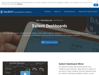 drillabledashboards.com screenshot