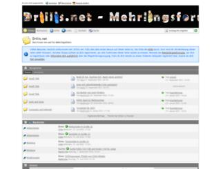 drillis.net screenshot