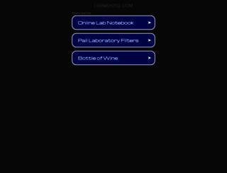 drinkh2o2.com screenshot