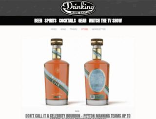 drinkingmadeeasy.com screenshot