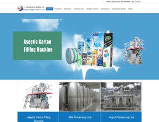 drinkmachinery.com screenshot