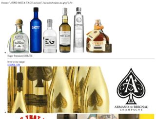 drinkon.com screenshot