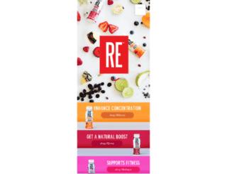 drinkre.com screenshot