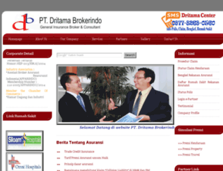 dritama.com screenshot