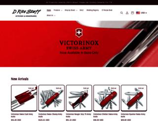 dritestuff.com screenshot