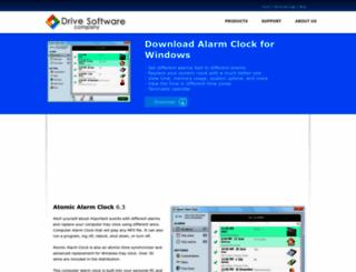 drive-software.com screenshot