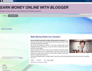 drive2earn.blogspot.com screenshot