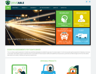 driveable.com screenshot