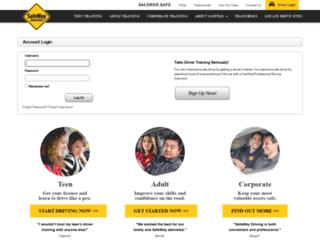 drivecenter.safewaydriving.com screenshot