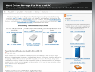 driveformac.com screenshot
