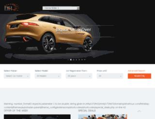 drivehour.com screenshot