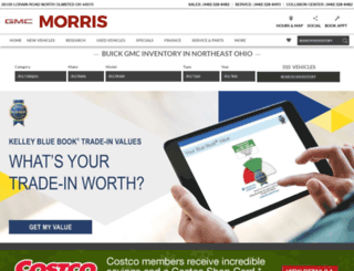 drivemorris.com screenshot