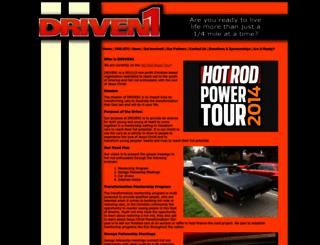 driven-1.com screenshot