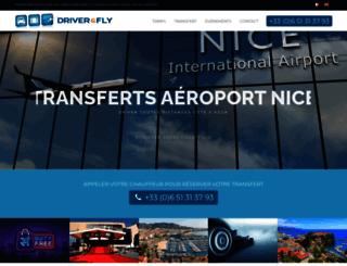 driver-and-fly.com screenshot