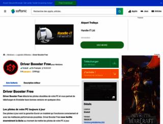 driver-booster.softonic.fr screenshot