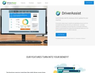 driverassist.com screenshot